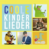 Hörbuch Coole Kinderllieder  - Autor Various Artists   - gelesen von Various Artists