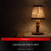 Hörbuch A Room of One's Own  - Autor Virginia Woolf   - gelesen von Alexandra Coles