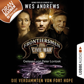 Die Verdammten von Fort Hope (Frontiersmen: Civil War 3)