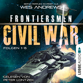 Frontiersmen: Civil War Sammelband
