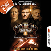 Showdown bei Alamo (Frontiersmen: Civil War, Folge 6)