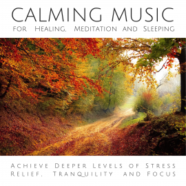 Hörbuch Calming Music for Healing, Meditation and Sleeping  - Autor Yella A. Deeken   - gelesen von Ian Brannan