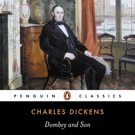 Audiolibro Dombey and Son  - autor Charles Dickens   - Lee Andrew Sachs
