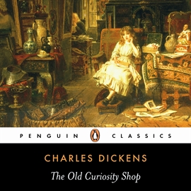 Audiolibro The Old Curiosity Shop  - autor Charles Dickens   - Lee Hablot K. Browne