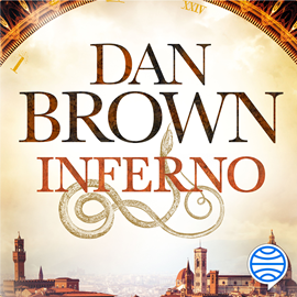 Audiolibro Inferno  - autor Dan Brown   - Lee Germán Gijón