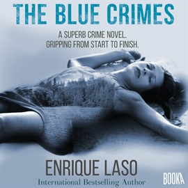 Audiolibro THE BLUE CRIMES  - autor Enrique Laso   - Lee Daniel Francis