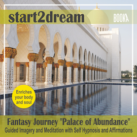 Audiolibro Guided Meditation: Palace of Abundance   - autor Nils Klippstein;Frank Hoese   - Lee Allen Logue