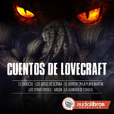 Audiolibro Cuentos de Lovecraft  - autor Howard Phillips Lovecraft   - Lee Staff Audiolibros Colección
