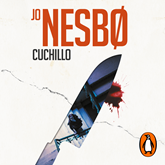 Audiolibro Cuchillo (Harry Hole 12)  - autor Jo Nesbo   - Lee Alfonso Vallés