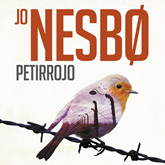 Audiolibro Petirrojo (Harry Hole 3)  - autor Jo Nesbo   - Lee Alfonso Vallés