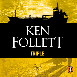 Audiolibro Triple  - autor Ken Follett   - Lee Raúl Rodríguez