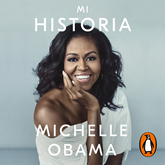 Audiolibro Mi historia  - autor Michelle Obama   - Lee Jane Santos