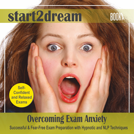 "Audiolibro Guided Meditation ""Overcoming Exam Anxiety""  - autor Nils Klippstein;Frank Hoese   - Lee Allen Logue"