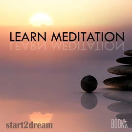Audiolibro Learn Meditation  - autor Nils Klippstein;Frank Hoese   - Lee Allen Logue