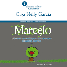 Audiolibro Marcelo  - autor Olga Nelly García   - Lee Olga Nelly García