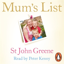 Audiolibro Mum's List  - autor St John Greene   - Lee Peter Kenny