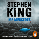 Audiolibro Mr. Mercedes (Trilogía Bill Hodges 1)  - autor Stephen King   - Lee Carlos Manuel Vesga
