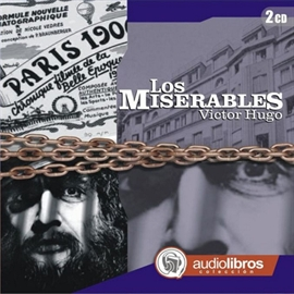Audiolibro Los Miserables  - autor Mediatek;Victor Hugo   - Lee Elenco Audiolibros Colección - acento neutro