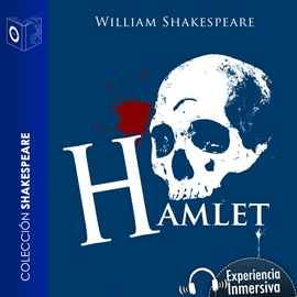 Audiolibro Hamlet  - autor William Shakespeare   - Lee Marcos Chacón - acento castellano