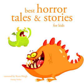 Livre audio Best horror tales and stories  - auteur Brothers Grimm;Charles Perrault;Hans Christian Andersen   - lu par Katie Haigh