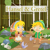 Hansel and Gretel, a fairytale