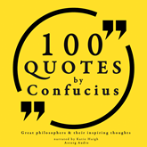 100 quotes by Confucius