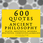 600 quotes od Ancient Philosophy