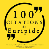 100 citations d'Euripide