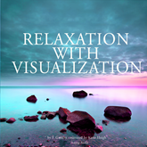 Livre audio Relaxation with visualization  - auteur F. Garnier   - lu par Katie Haigh