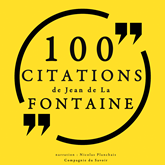 100 citations de Jean De La Fontaine
