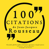 100 citations de Jean-Jacques Rousseau