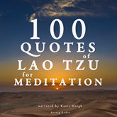 100 Quotes for Meditation with Lao Tzu