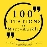 100 citations de Marc-Aurèle