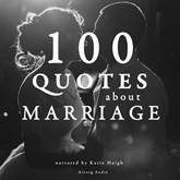 100 Quotes about Marriage