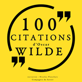 100 citations de Oscar Wilde