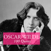 Livre audio 100 quotes by Oscar Wilde  - auteur Oscar Wilde   - lu par Katie Haigh