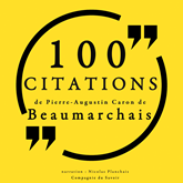100 citations de Pierre-Augustin Caron Beaumarchais