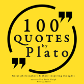 100 quotes by Plato