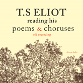 T.S. Eliot reading poems