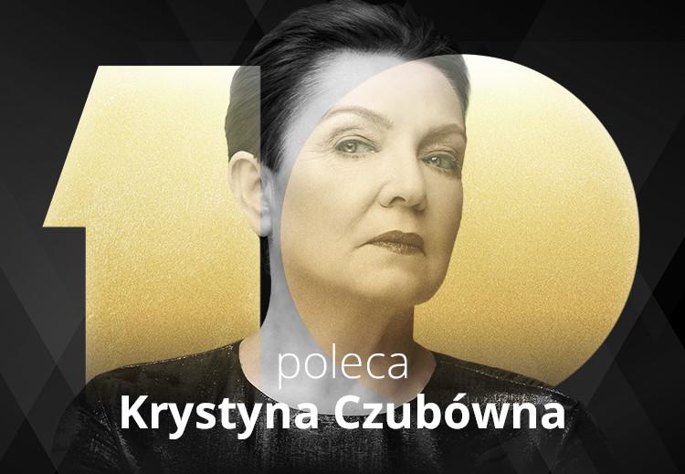 Poleca Krystyna Czubówna