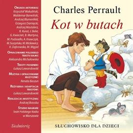 Kot W Butach Audiobook Audioteka