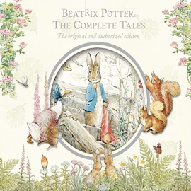 Audiobook Beatrix Potter The Complete Tales  - autor Beatrix Potter   - czyta Gary Bond