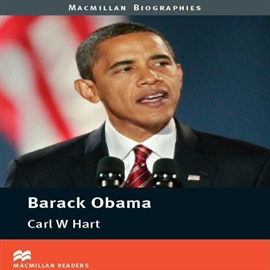 Audiobook Barack Obama  - autor Carl W. Hart