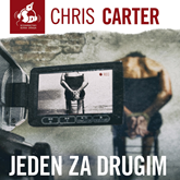 Audiobook Jeden za drugim  - autor Chris Carter   - czyta Adam Bauman