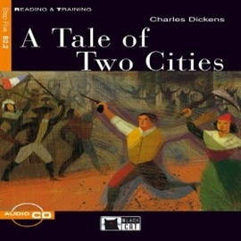Audiobook A Tale of Two Cities  - autor Charles Dickens