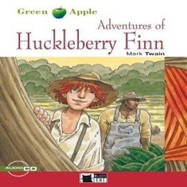 Audiobook Adventures of Huckleberry Finn  - autor Mark Twain