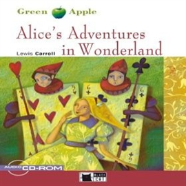 Audiobook Alice's Adventures in Wonderland  - autor Lewis Carroll