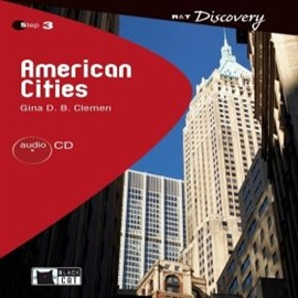 Audiobook American Cities  - autor CIDEB EDITRICE