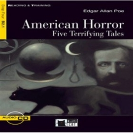 Audiobook American Horror. Five terrifying tales  - autor Edgar Allan Poe