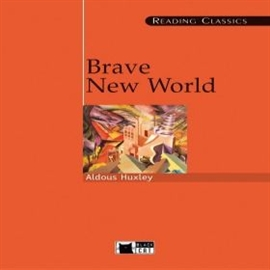 Audiobook Brave New World  - autor CIDEB EDITRICE